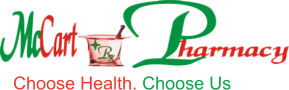 McCart Pharmacy - logo