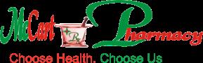 McCart Pharmacy - logo